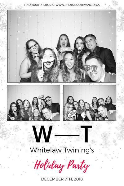 Whitelaw Twining's Holiday Party 2018