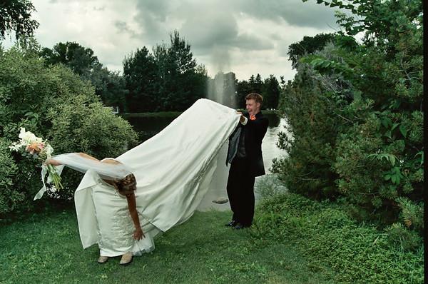 2001.08.19 Jason & Sara's Wedding #2
