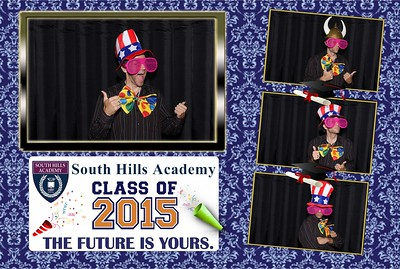 South Hills Academy Graduation