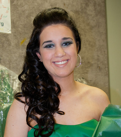 Jr Miss St. Patrick's Day Pageant