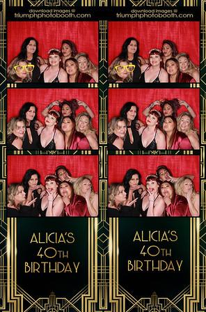 2/20/21 - Alicia's Birthday