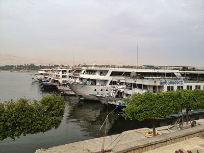 16 The Ship at Luxor