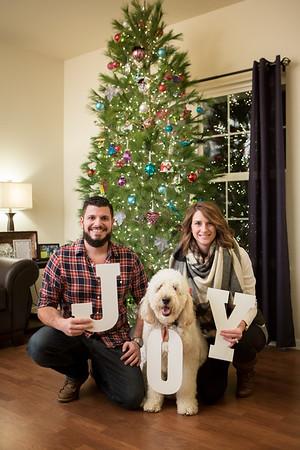 Ashley and Mike Christmas Card