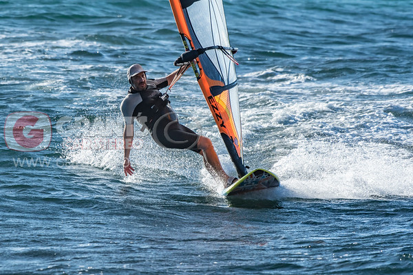 North Beach and South Cottesloe Windsurfing 24/03/2019