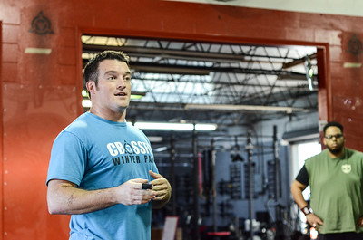 CFWP Oly Lifting Clinic