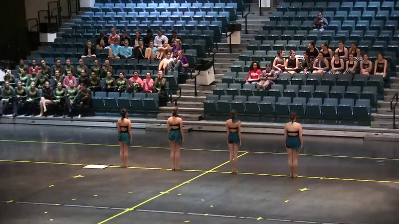 Nationals 2015 - Ensemble Dance Videos
