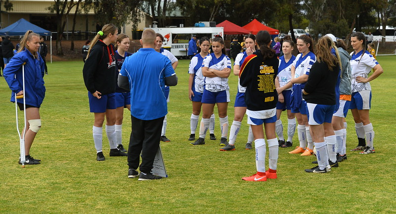 Berri River Rangers Womens Team
