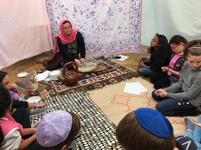 """""""Fatima's"""" Bedouin Tent Experience, Pt.2"""