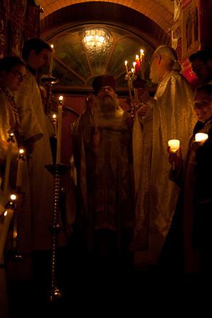 Paschal Matins & Liturgy 2011