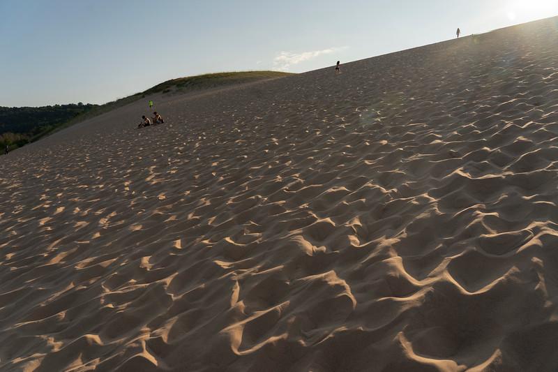 Sleeing Bear Dunes National Seashore