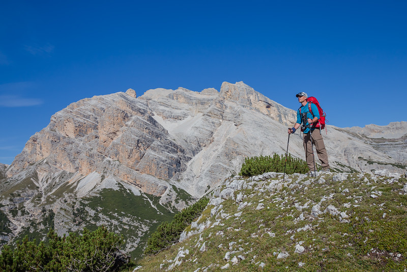 Hiking Packing List - hiking in the Dolomites, Italy