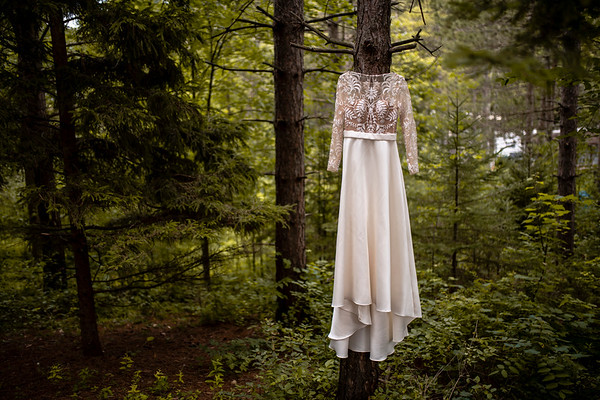 Smentek | Camp Northern Lights Intimate Wedding