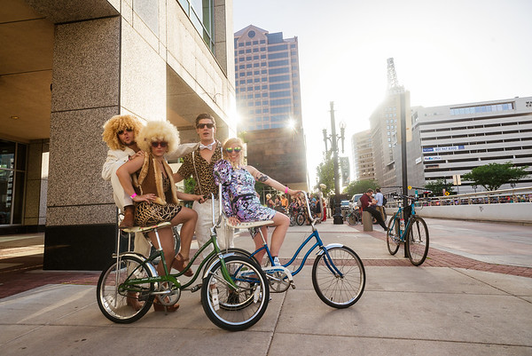 June 9th Bicycle Collective Bike Prom.                             Ride + Photo Booth