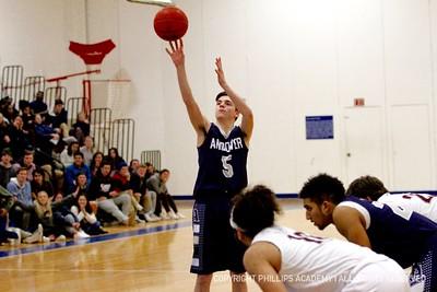 BV Basketball vs. Loomis Chaffee