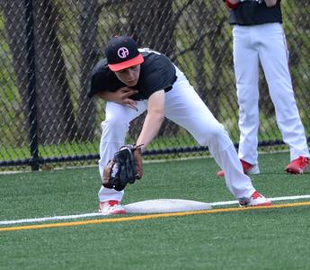 MS Baseball - GA vs Haverford