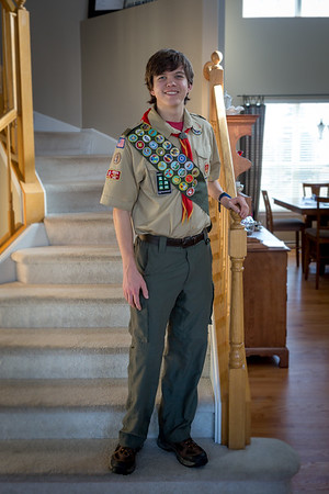 Wil and Gabe's Eagle Scout Ceremony