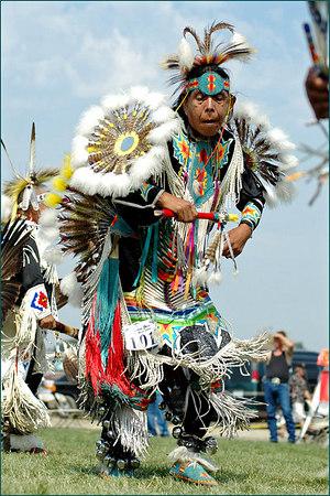 Puyallup Tribal Powwow, September 3 2006