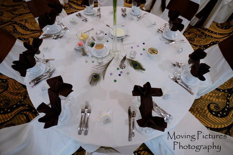 Elegant table setting #3