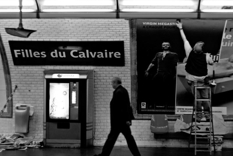 Filles du Calvaire Paris, France — May 2009