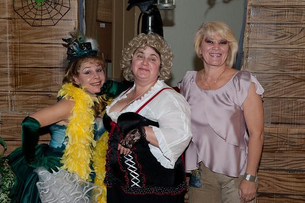 Halloween Party Nov 6, 2011