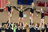 RCHS Varsity Cheer Competition : @ Dakota Ridge 11/23/13
