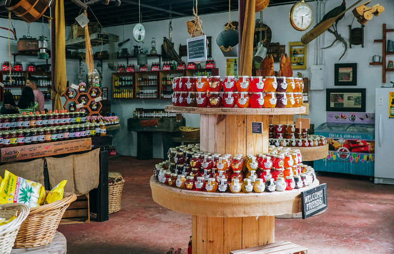 The store at Redland Ranch
