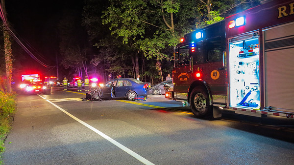 9-29-16 MVA With Injuries, Route 9