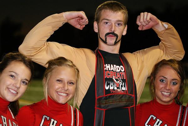 CHS Football Cheerleaders