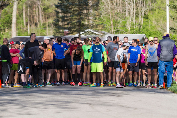 ORRRC Sugar Maple 5k+ - April 23, 2016