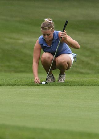 SNHS Girls Golf vs Rensselaer 2007