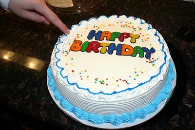 20080418 Birthday Cake