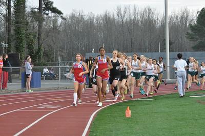 Walton 4 Way 3/7/12 Running Events