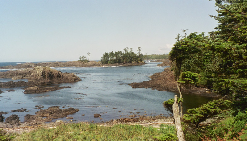 The Wild Pacific Trail, Ucluelet