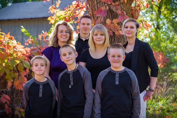 Hurst Family