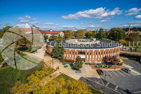 James Madison University - Gibbons Dining Hall