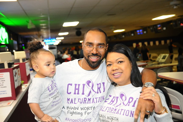 Angel Fund Bowling Fund Raiser