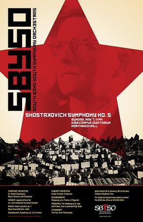 SBYSO Shostakovich #5