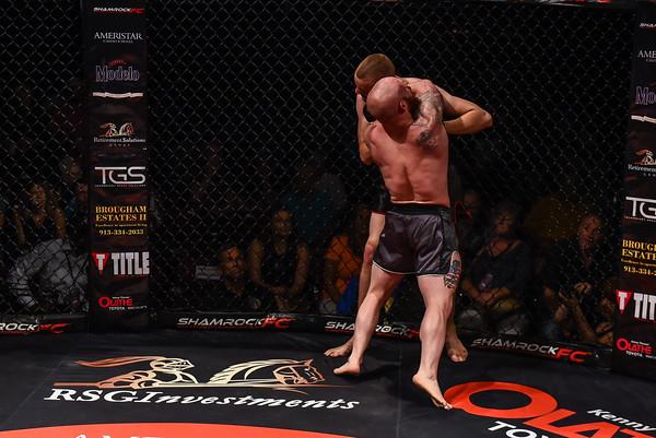 Shamrock FC 308 Fight Pics