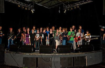 School of Rock Guitar Hero 10/3/09