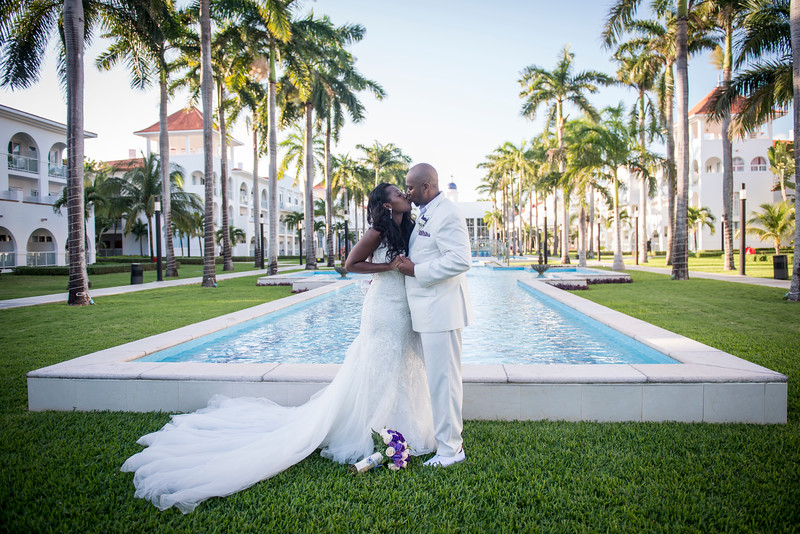 Shauna + Jeff - Wedding - Riu Palace