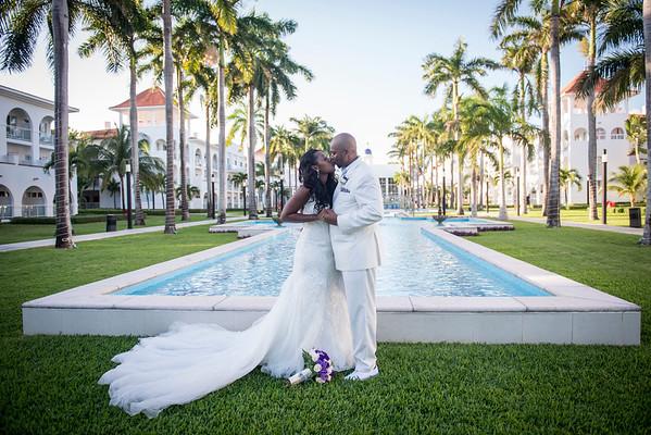Shauna + Jeff - Wedding - Riu Palace