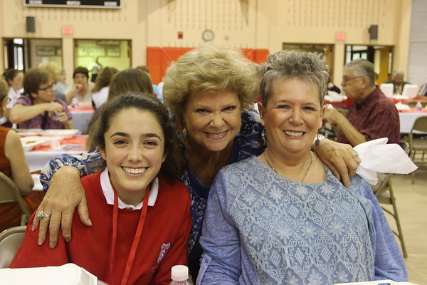 Freshmen Grandparents' Day 2016
