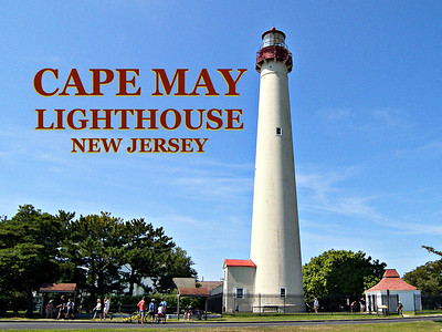 Cape May Lighthouse, New Jersey