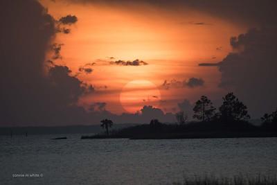 St George island & area, FL