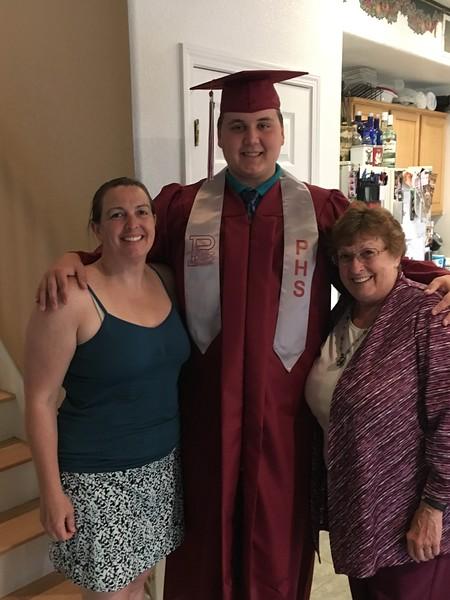 Phoenix's High School Graduation 2018