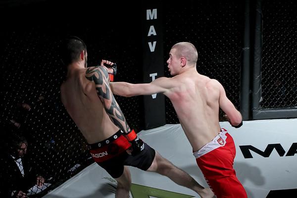 Zakk Smith vs Alex Cooney