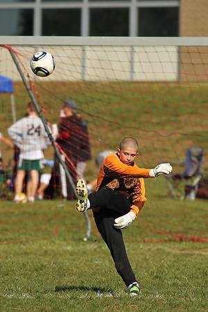 Matthew's Soccer - Howell United Oct 2011