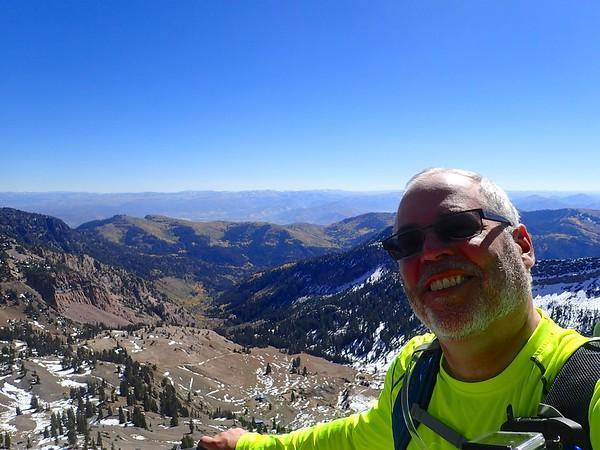 9/27/16 - Mt Baldy (11,068) Utah