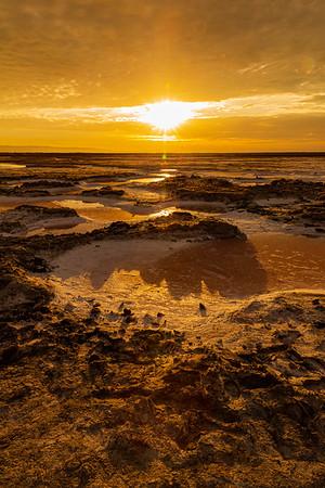 2019 - 08 Alviso Sunset