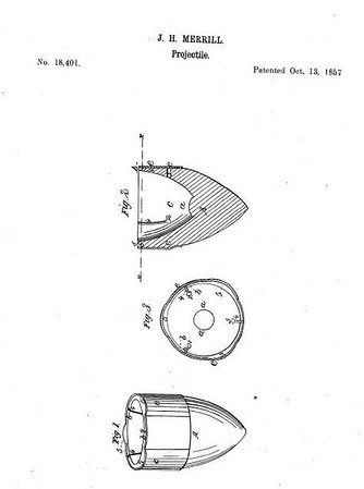 18,401 - Improvements in Projects for Fired Ordnance (October 13, 1957)